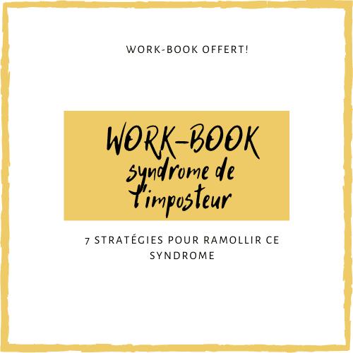 Work-Book syndrome de l'imposteur