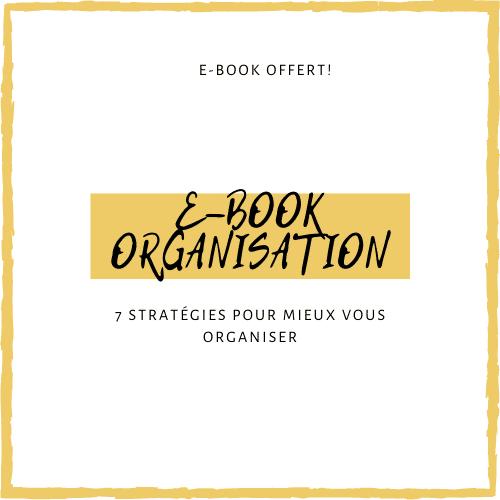 E-Book organisation