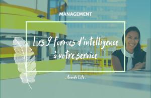 Les 9 formes d'intelligence